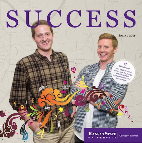 Success Magazine College Of Business Administration Kansas State