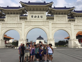 MBA students in Taiwan